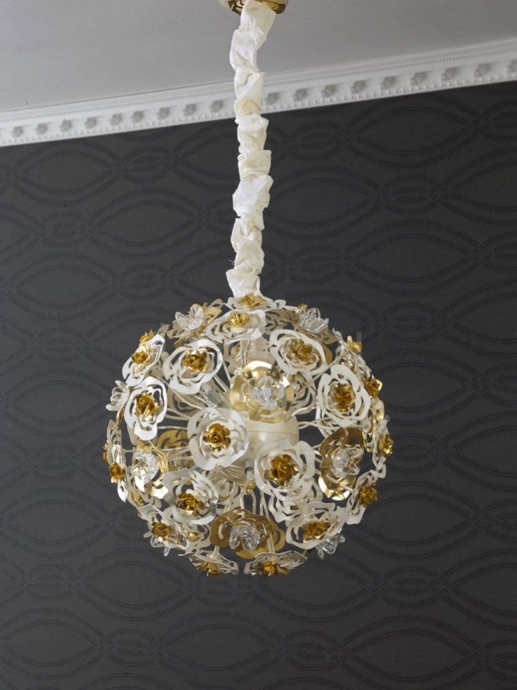 Luxury classic chairs, Art. 3527: Chandelier - №155