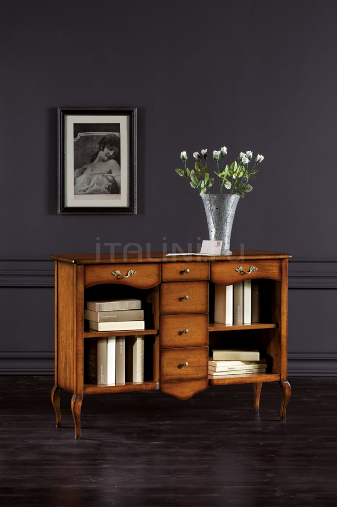 Libreria Old Castle drawers - №30